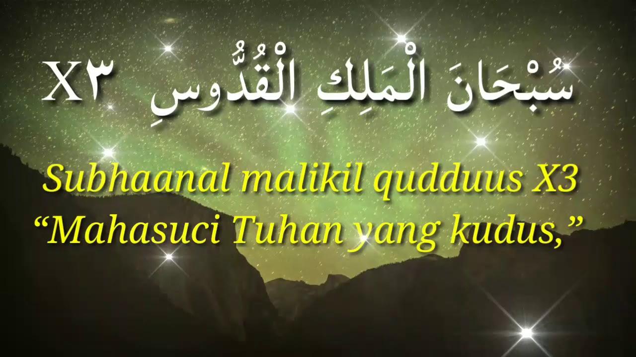 Sunnah Bulan Ramadhan yang ditinggalkan Masyarakat Malaysia